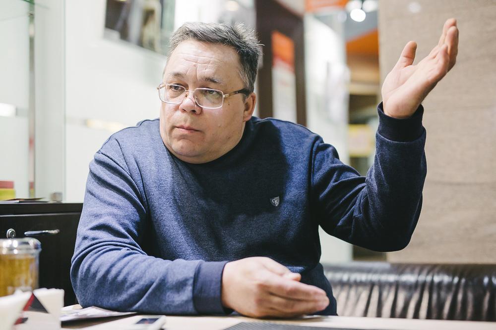 Александр Румянцев: «В Ивановской области власть мешает работать и жить!»